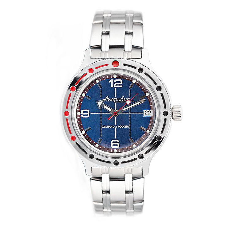 Vostok Amphibia Automatic Watch 2416B/420331