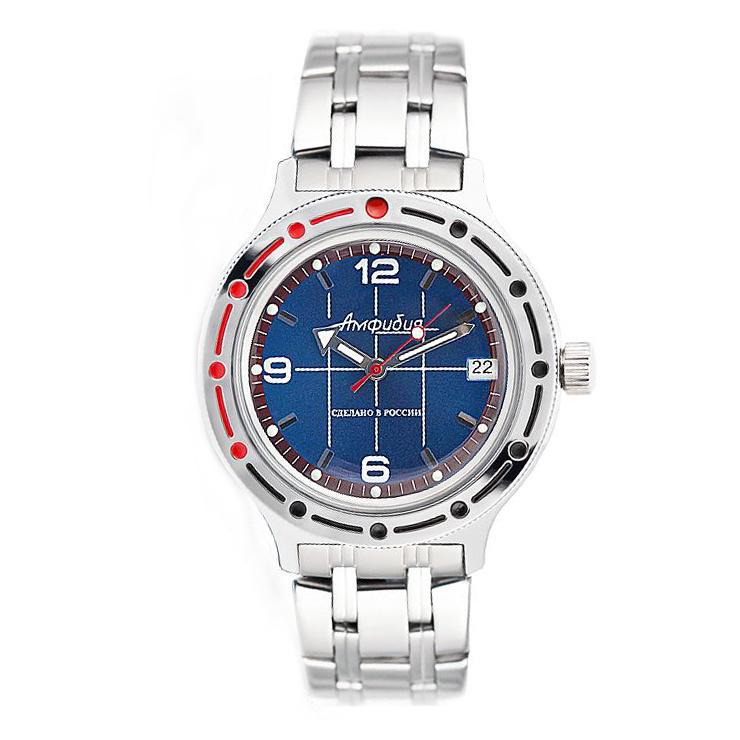 Vostok Amphibia Automatic Watch 2416B/420331