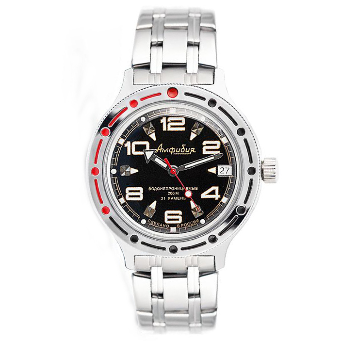 Vostok Amphibia Automatic Watch 2416B/420335