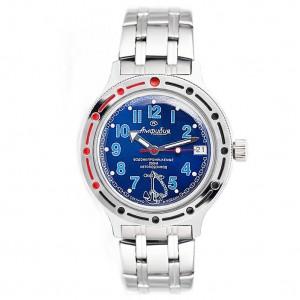 Vostok Amphibia Automatic Watch 2416B/420382