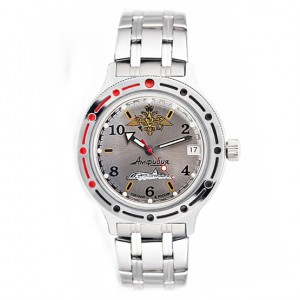Vostok Amphibia Automatic Watch 2416B/420392