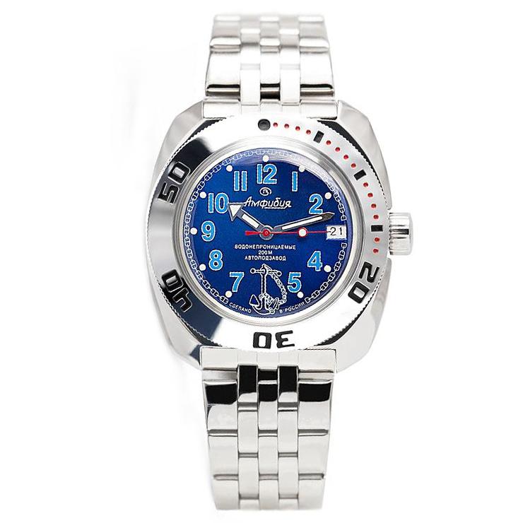 Vostok Amphibia Automatic Watch 2416B/710382