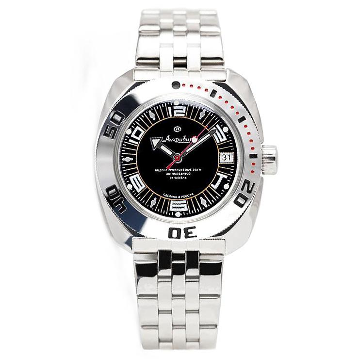 Vostok Amphibia Automatic Watch 2416B/710394