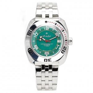 Vostok Amphibia Automatic Watch 2416B/710405