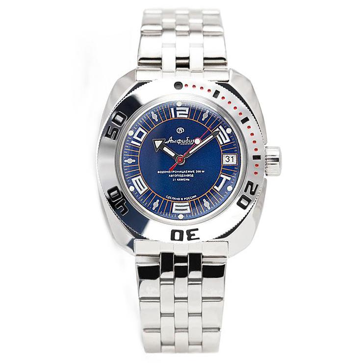 Vostok Amphibia Automatic Watch 2416B/710406