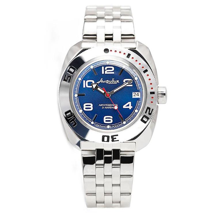 Vostok Amphibia Automatic Watch 2416B/710432