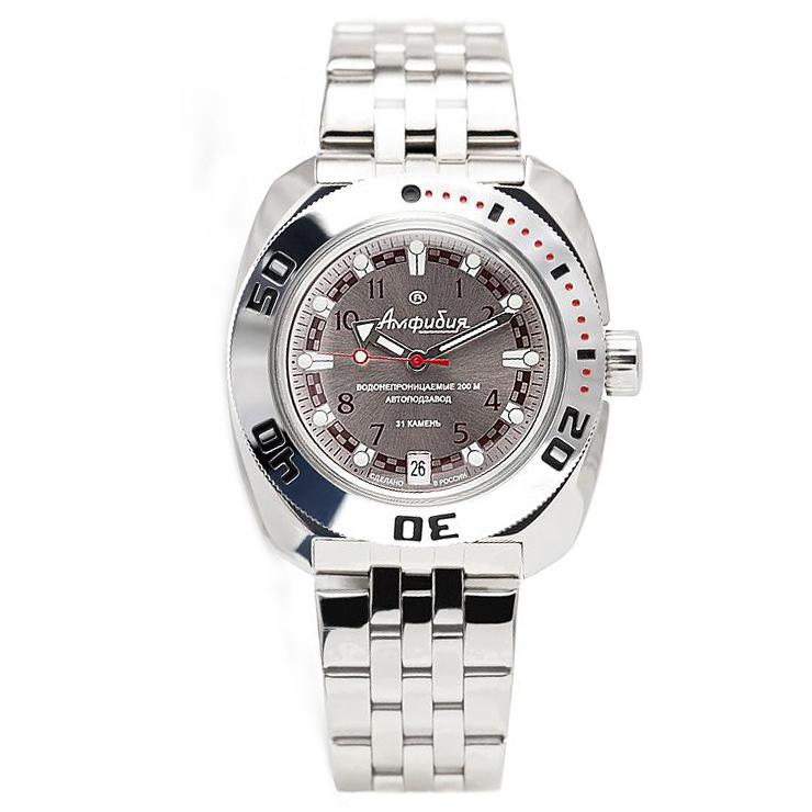 Vostok Amphibia Automatic Watch 2416B/710448