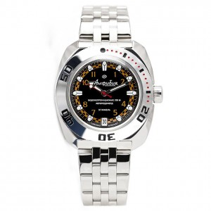 Vostok Amphibia Automatic Watch 2416B/710469