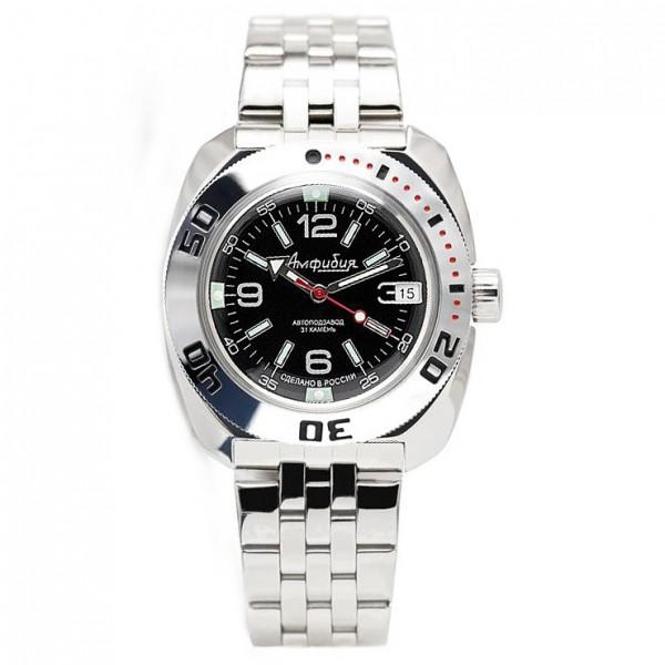 Vostok Amphibia Automatic Watch 2416B/710640