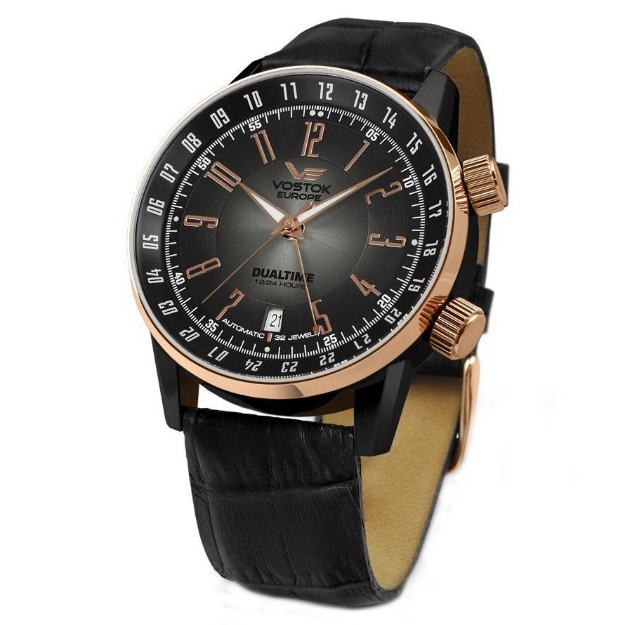 Vostok-Europe GAZ-14 Limousine Automatic Watch 2426/5603061