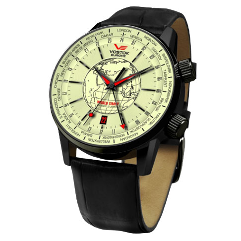 Vostok-Europe GAZ-14 Limousine Automatic Watch 2426/5604240