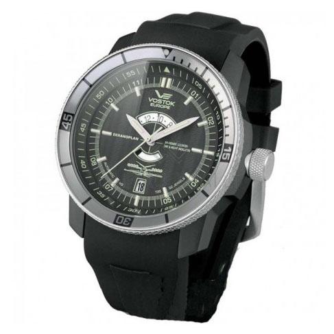 Vostok-Europe Ekranoplan Automatic Watch 2432/5457106