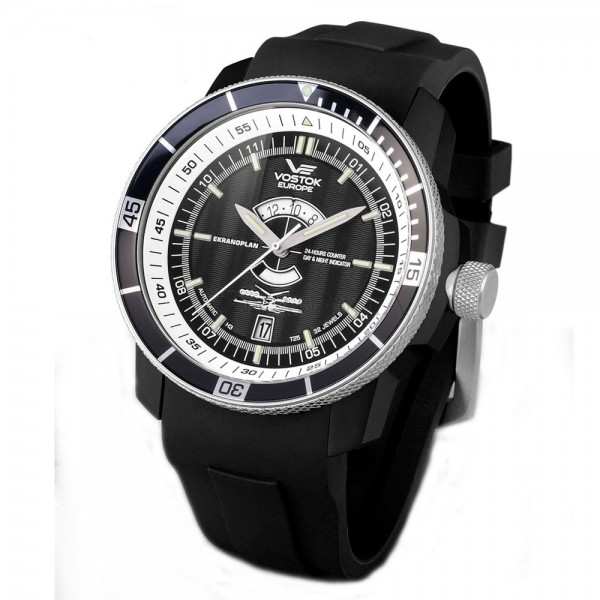 Vostok-Europe Ekranoplan Automatic Watch 2432/5459109
