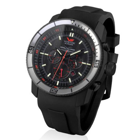 Vostok-Europe Ekranoplan Quartz Watch OS2B/5464136