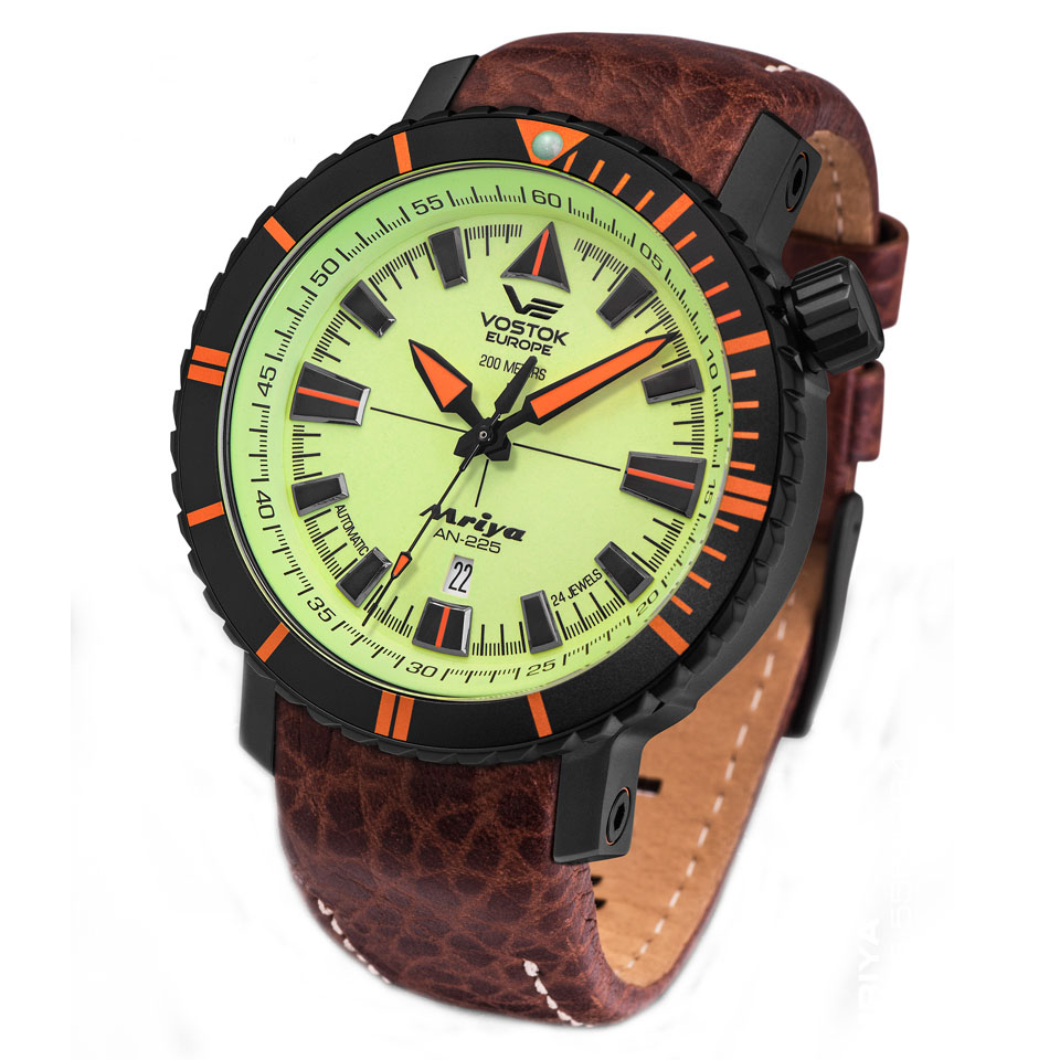 Vostok-Europe AN-225 Mriya Automatic Watch NH35A/5554234