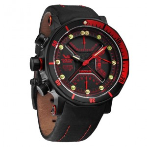 Vostok-Europe Lunokhod Quartz Watch TM3603B/6204204