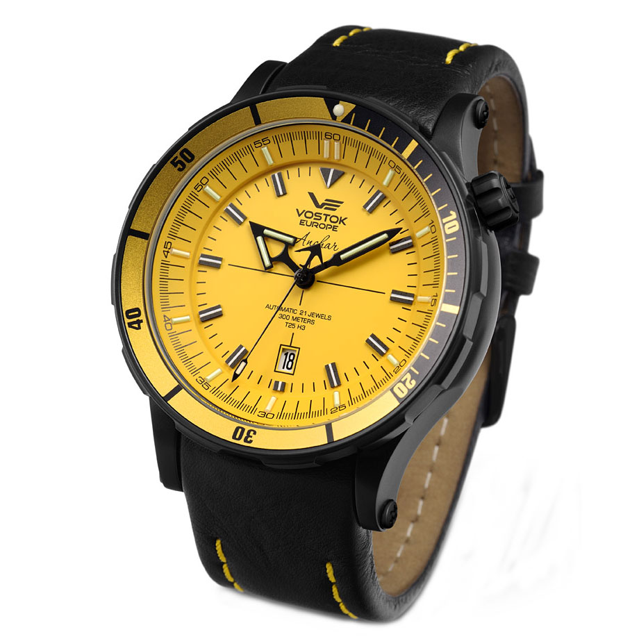 Vostok-Europe Anchar Automatic Watch 8215/5104144