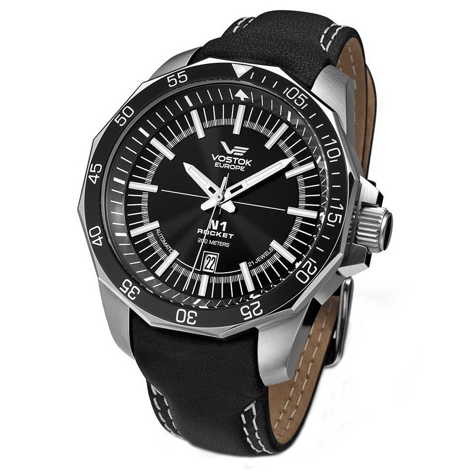 Vostok-Europe Rocket N1 Automatic Watch NH25A-2255146