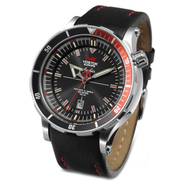 Vostok-Europe Anchar Automatic Watch NH35A/5104141
