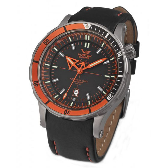 Vostok-Europe Anchar Automatic Watch NH35A-5107171