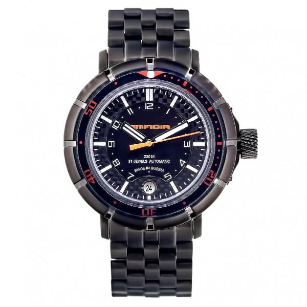 Vostok Amphibia Turbine Automatic Watch 2416B/236602D