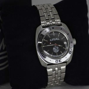 Vostok Ural Automatic Watch 086
