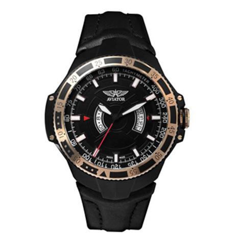 Aviator Mig-29 GMT Quartz Watch M.1.01.6.002.4