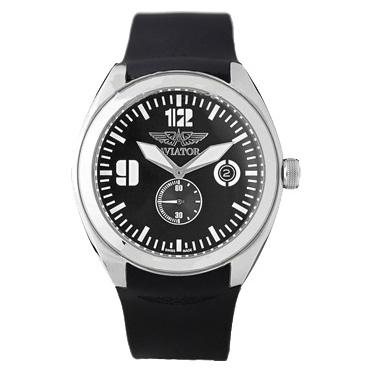 Aviator Mig-25 Foxbat Quartz Watch M.1.05.0.012.6