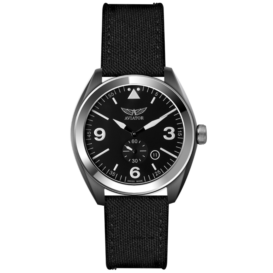 Aviator Mig-25 Foxbat Quartz Watch M.1.10.0.060.7