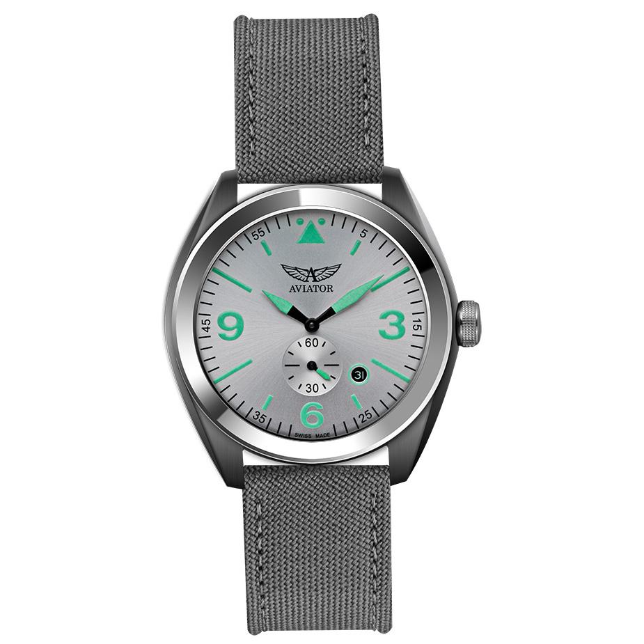 Aviator Mig-25 Foxbat Quartz Watch M.1.10.0.061.7