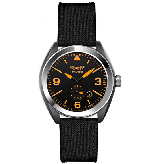 Aviator Mig-25 Foxbat Quartz Watch M.1.10.0.062.7