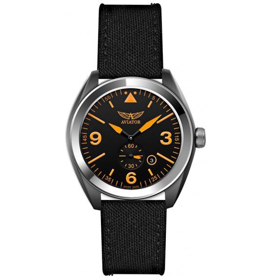 Aviator Mig-25 Foxbat Quartz Watch M.1.10.0.062.7