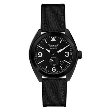 Aviator Mig-25 Foxbat Quartz Watch M.1.10.5.028.7