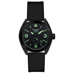 Aviator Mig-25 Foxbat Quartz Watch M.1.10.5.031.7
