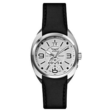 Aviator Mig-21 Fishbed Quartz Watch M.1.14.0.085.4