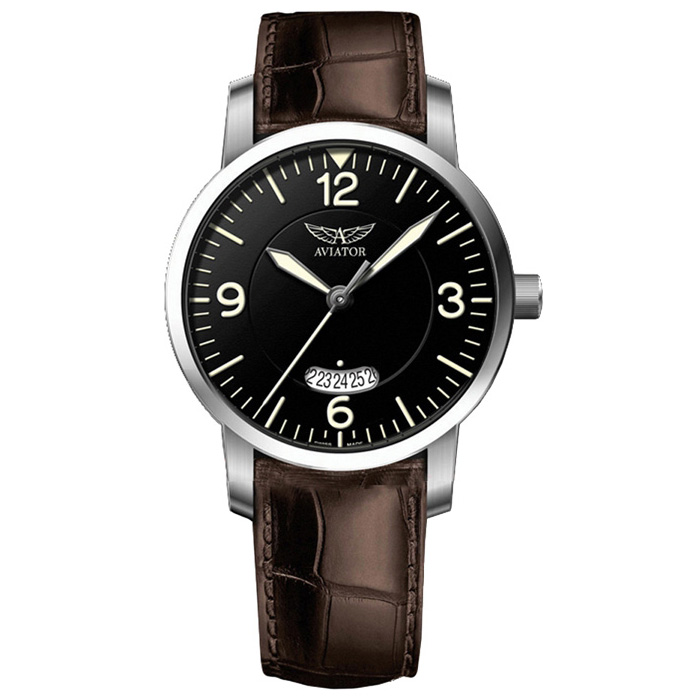 Aviator Airacobra Quartz Watch V.1.11.0.034.4