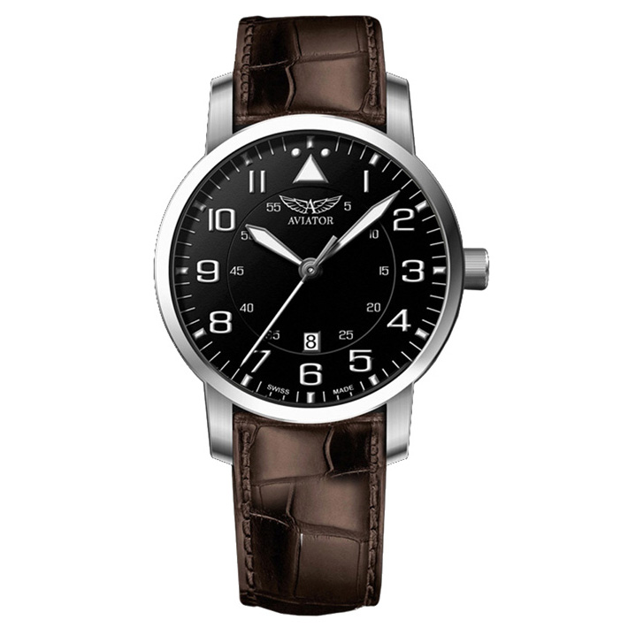Aviator Airacobra Quartz Watch V.1.11.0.036.4