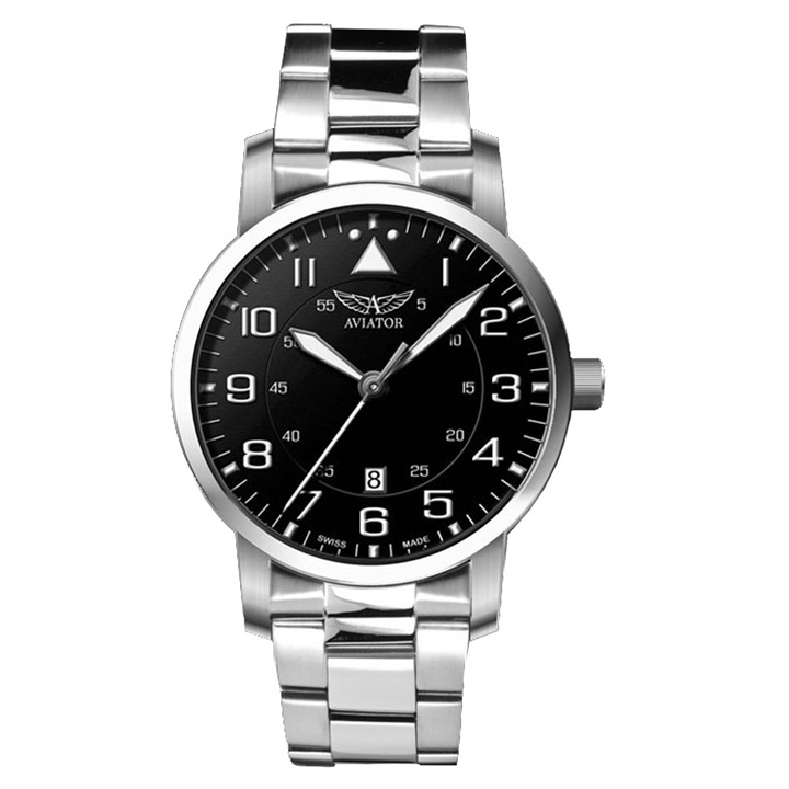Aviator Airacobra Quartz Watch V.1.11.0.036.5