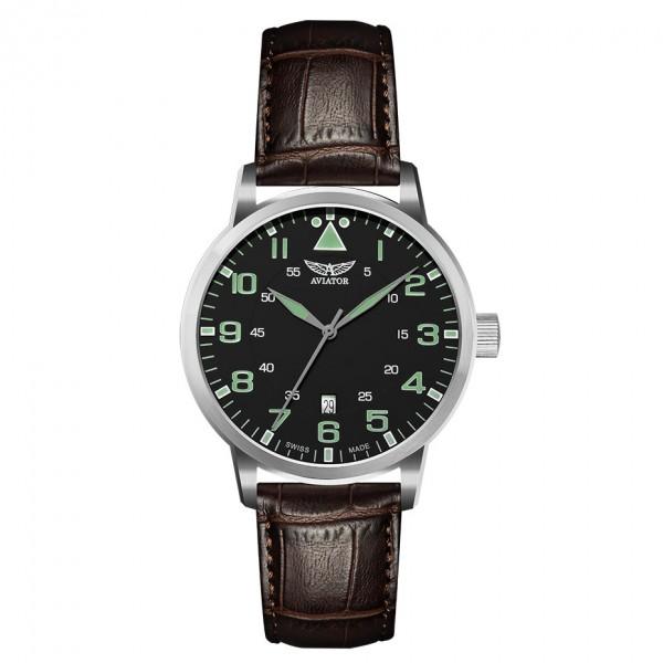 Aviator Airacobra Quartz Watch V.1.11.0.038.4