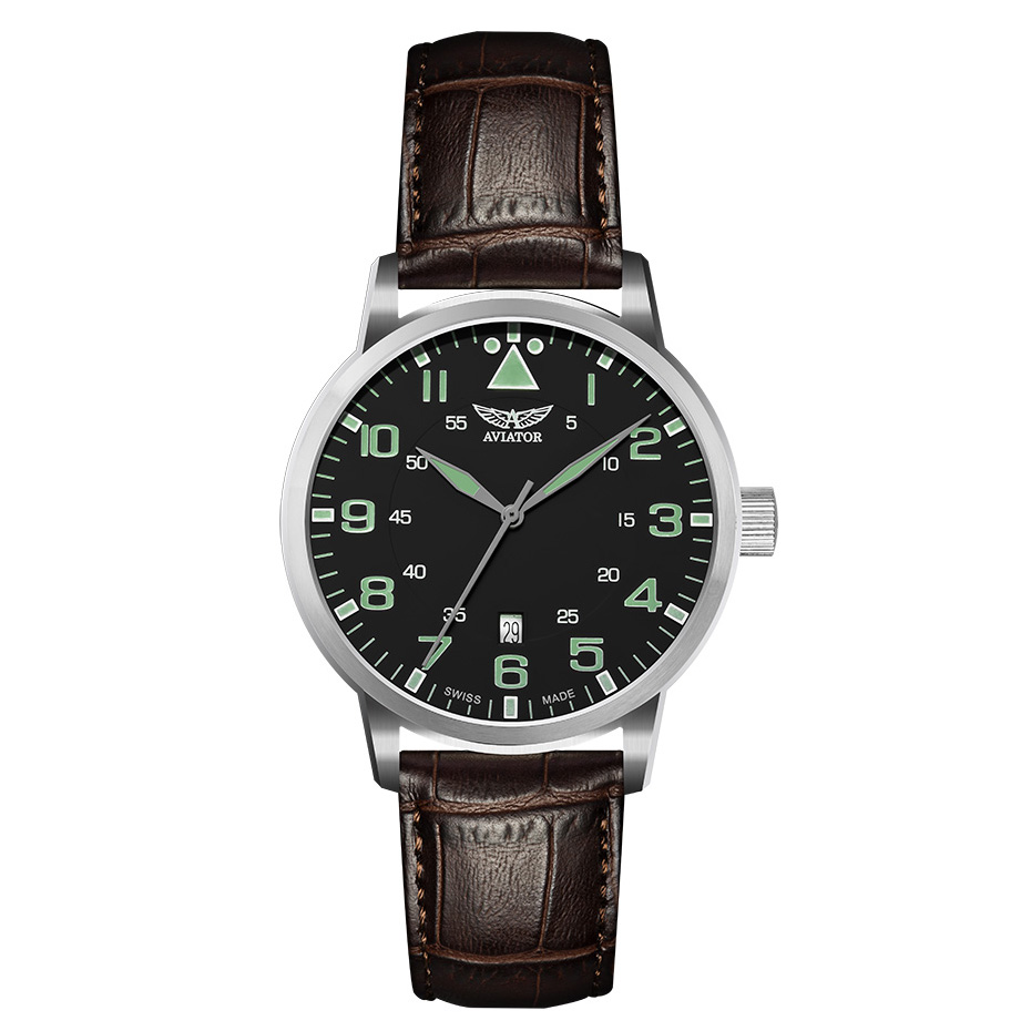 Aviator Airacobra Quartz Watch V.1.11.0.038.4