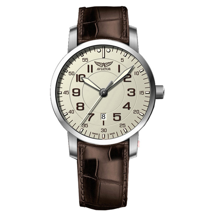 Aviator Airacobra Quartz Watch V.1.11.0.042.4