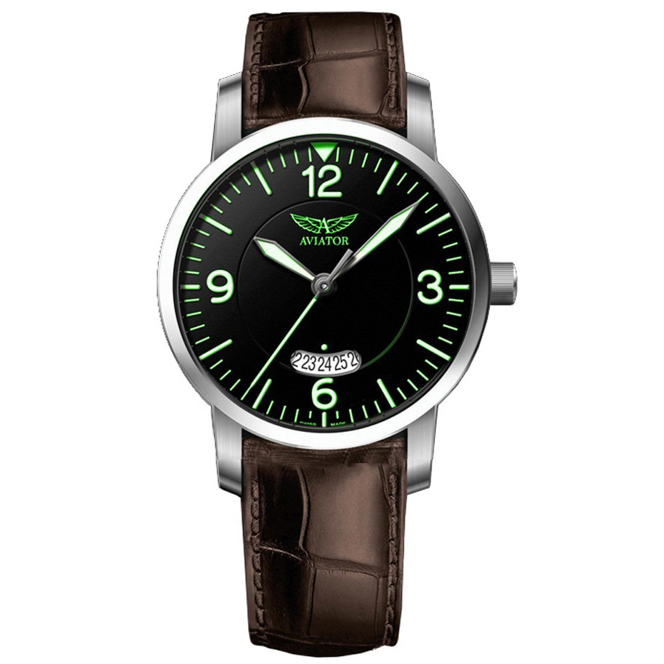 Aviator Airacobra Quartz Watch V.1.11.0.045.4