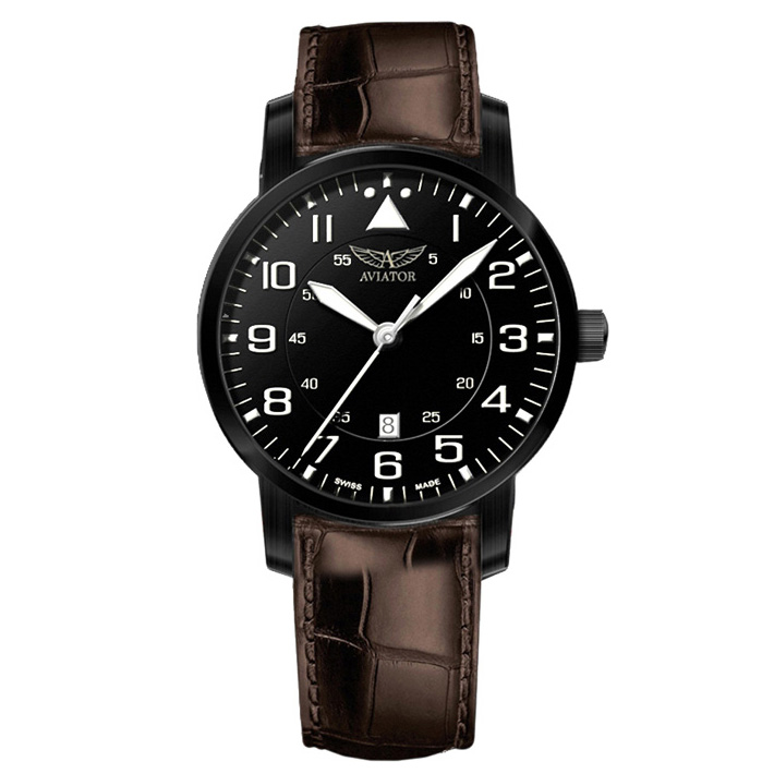 Aviator Airacobra Quartz Watch V.1.11.5.036.4