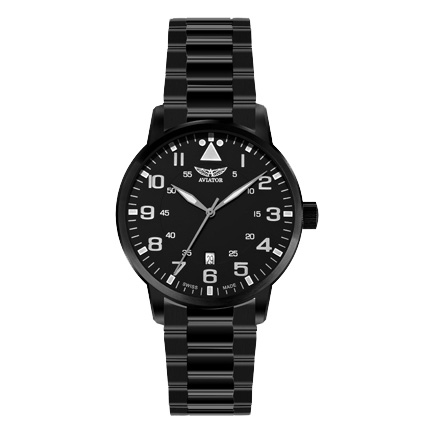 Aviator Airacobra Quartz Watch V.1.11.5.036.5