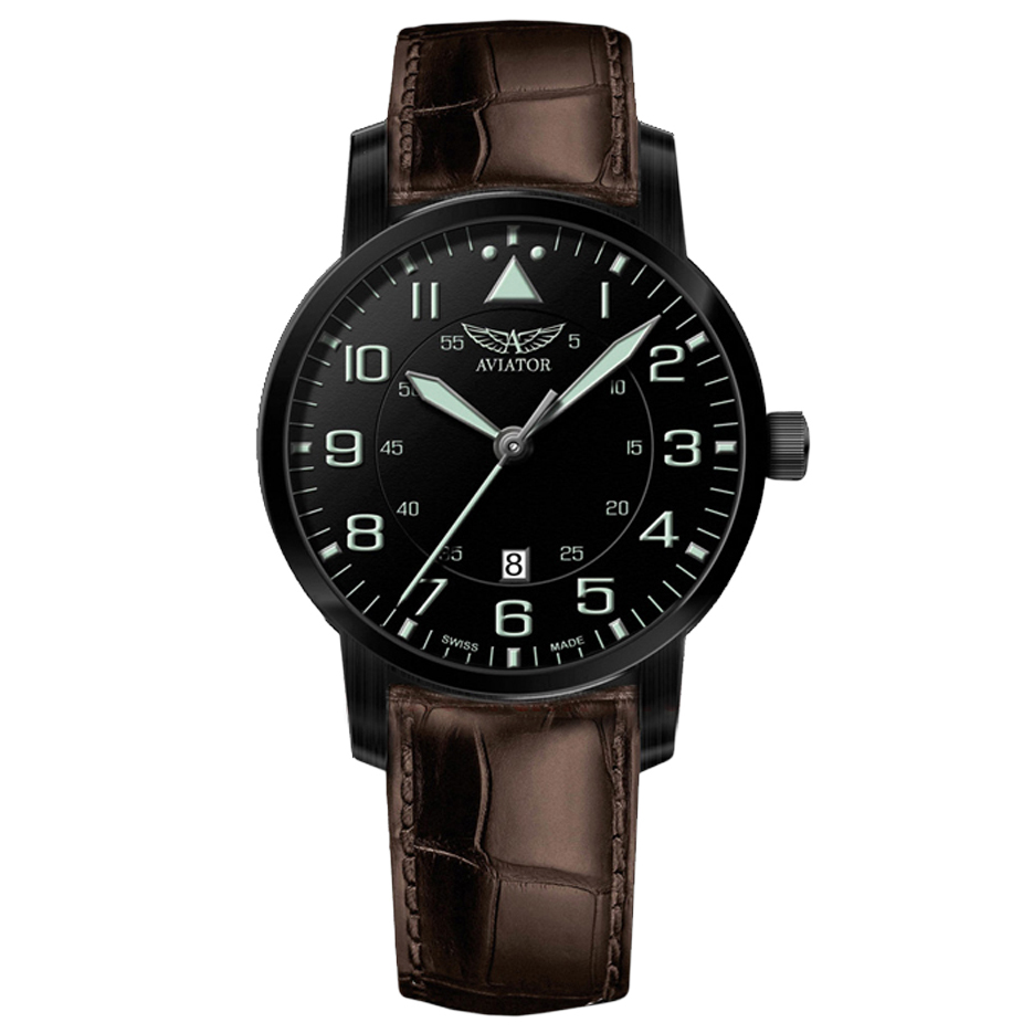 Aviator Airacobra Quartz Watch V.1.11.5.038.4