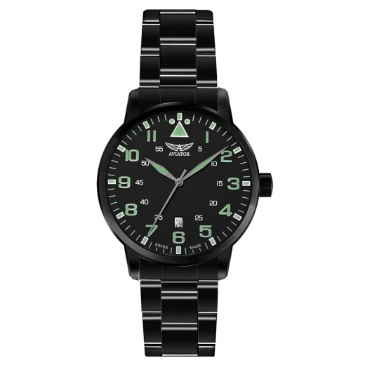 Aviator Airacobra Quartz Watch V.1.11.5.038.5