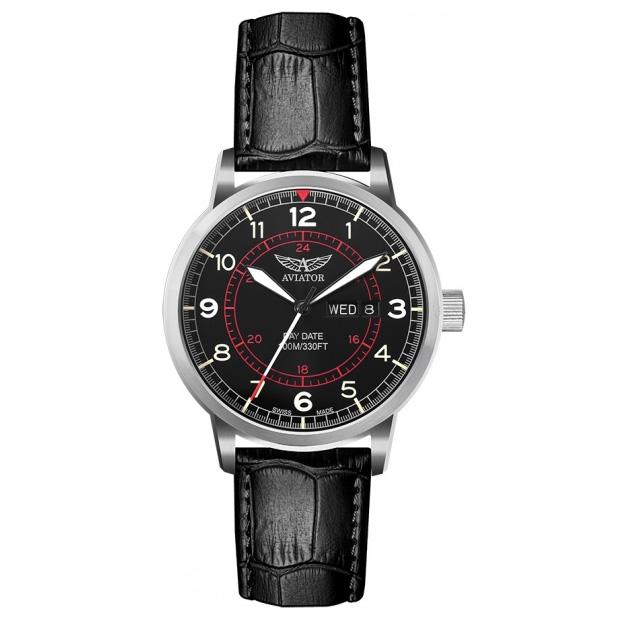 Aviator Kingcobra Quartz Watch V.1.17.0.103.4