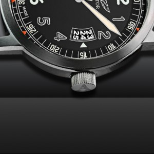 Aviator Kingcobra Quartz Watch V.1.17.0.106.4