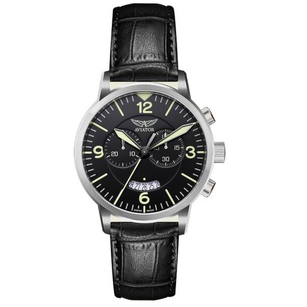 Aviator Airacobra Quartz Watch V.2.13.0.074.4