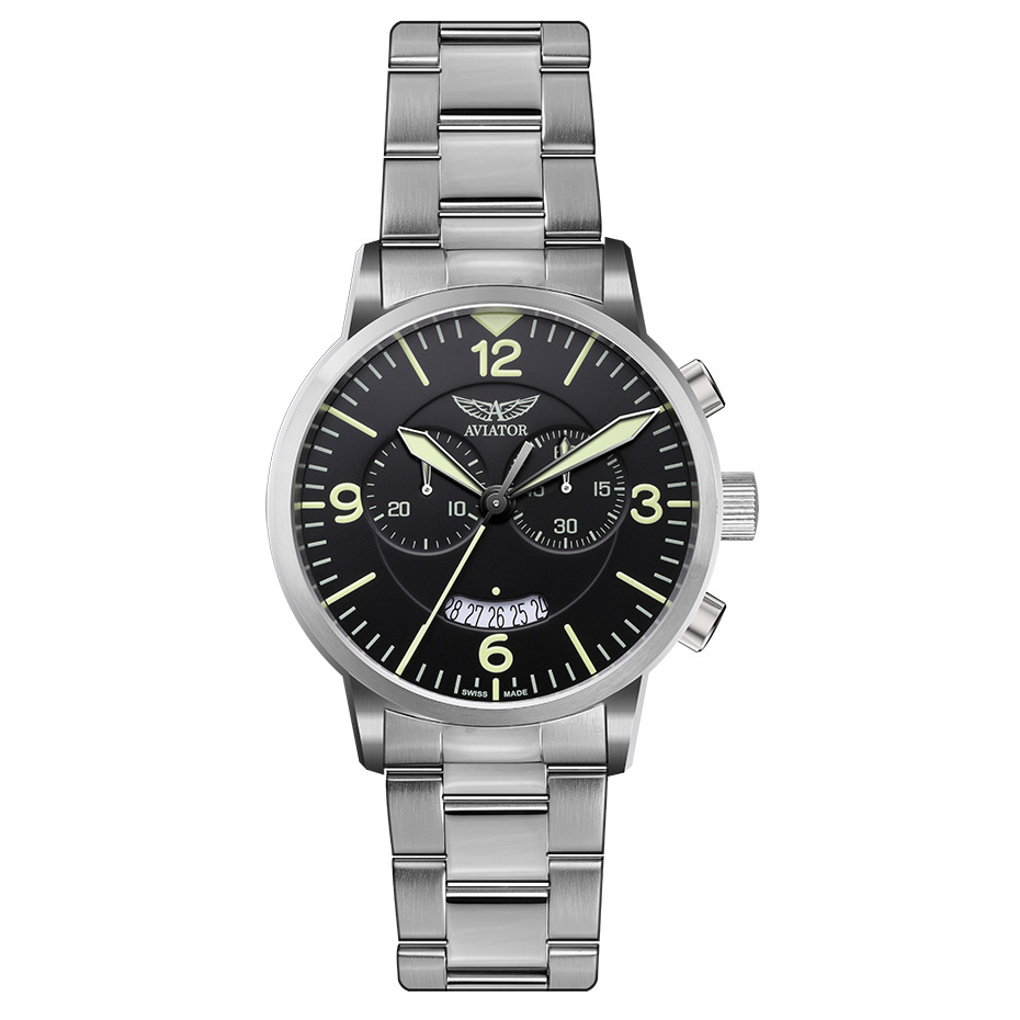 Aviator Airacobra Quartz Watch V.2.13.0.074.5